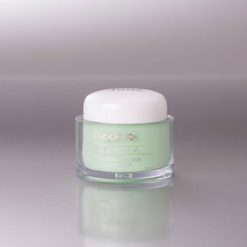 Aloe gel tea tree - 50ml